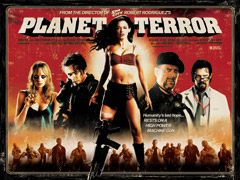 Trailer for <b>Planet Terror</b> - in UK cinemas November 9th