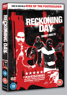 Winners of our <b>Reckoning Day</b> DVD competition