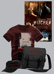 Winners of our <b>The Hitcher</b> goodie bags competition