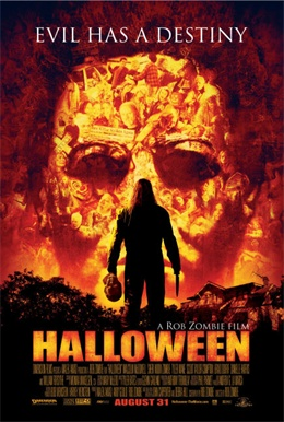 New <b>Halloween</b> trailer online for Rob Zombie's remake