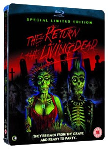 Winners of our <b>The Return of the Living Dead</b> Blu-ray competition