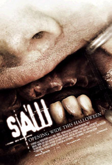 Official poster and website launched for <b>Saw III</b>