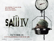 Win <b>Saw IV</b> goodies and <b>Saw III</b> on DVD