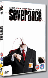 Details of <b>Severance</b> DVD extras and release date