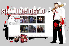 New website accompanies <b>Shaun of the Dead</b> DVD release