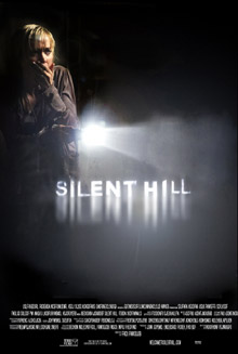 Choose the <b>Silent Hill</b> poster design