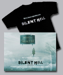 Win one of five Silent Hill T-shirts and posters