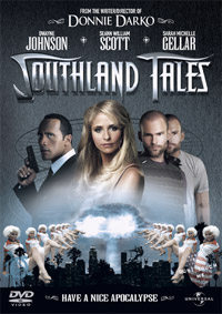 Richard Kelly's <b>Southland Tales</b> hits DVD on March 31st