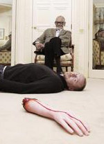 Simon Pegg and George Romero take <b>Time Out</b> to talk zombies