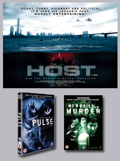 Winners of our competition for <b>The Host</b>