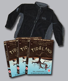 Winners of our <b>Tideland</b> DVD competition