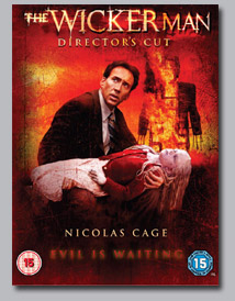 Winners of our <b>The Wicker Man</b> DVD competition