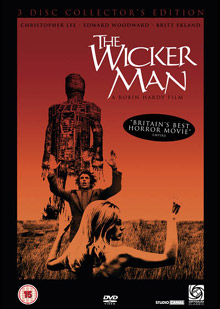 New release for the original <b>The Wicker Man</b>