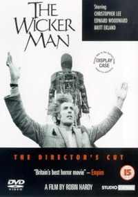 Nicholas Cage to star in the <b>The Wicker Man</b> remake