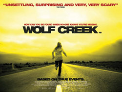 Trailer for <b>Wolf Creek</b> appears online