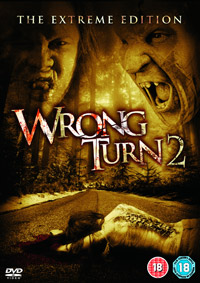 Winners of our <b>Wrong Turn 2</b> competition