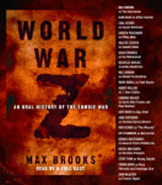 Details of the audio adaptation of <b>World War Z</b>