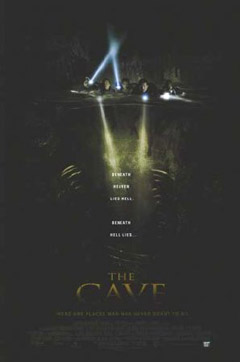 Four new clips online for <b>The Cave</b>